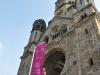 Μισοκατεστραμένη εκκλησία από τους βομβαρδισμούς του 2ου παγκοσμίου πολέμου Kaiser-Wilhelm-Ged?chtniskirche