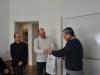 Από την επίσκεψη και το μάθημα στο φορέα υποδοχής  ARGO Mobility Berlin UG