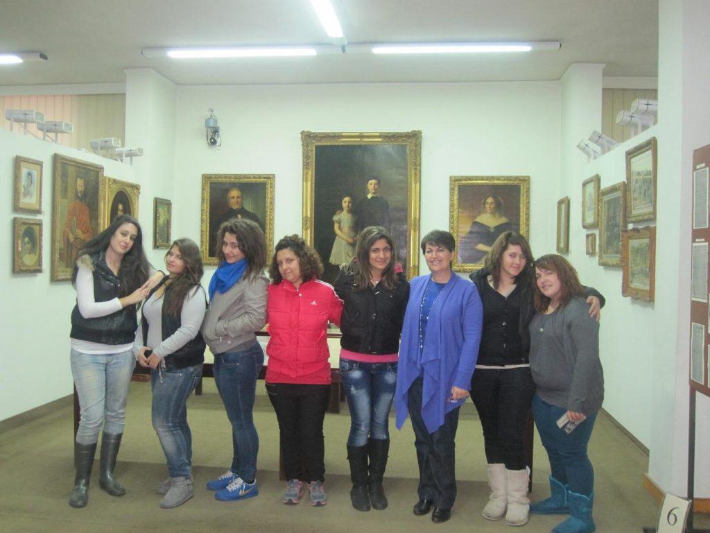 Επίσκεψη Βρεφονηπιοκόμων στη βιβλιοθήκη